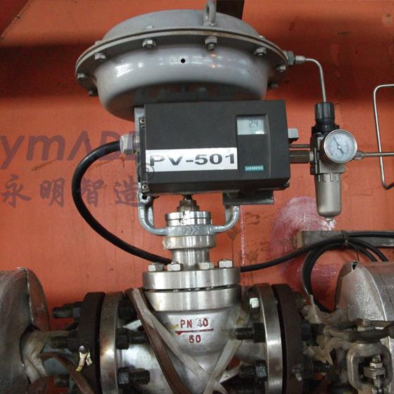 药厂ZXP气动薄膜调节阀